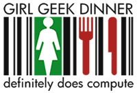 logo geek girl