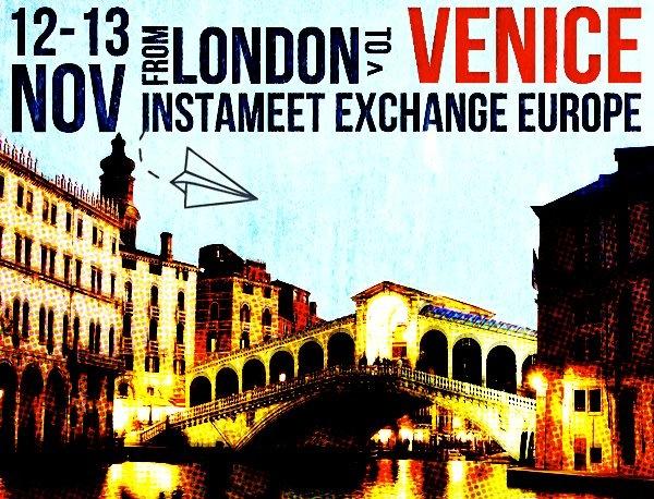 Instameet in Venezia - Autore igersitalia