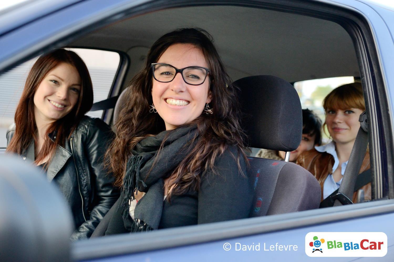 carpooling per le donne