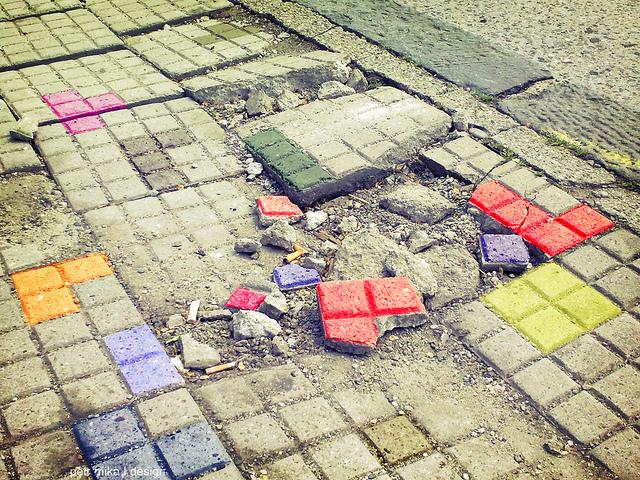 Dead Tetris by Petr Mk su Flickr