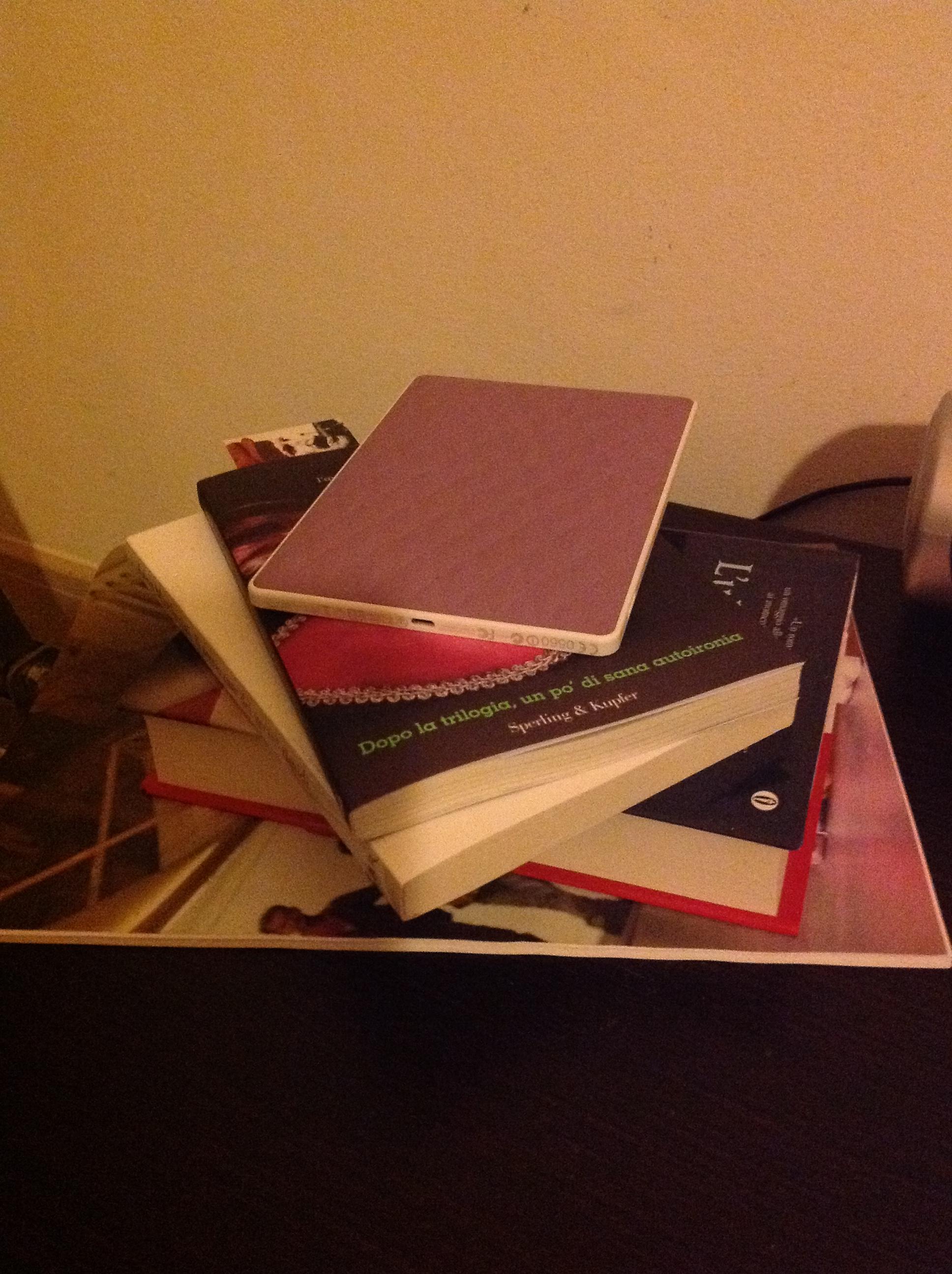Kobo e libri