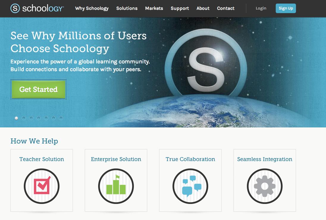 Schoology, la scuola in un Social Network