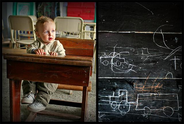 Bambini e buona scrittura