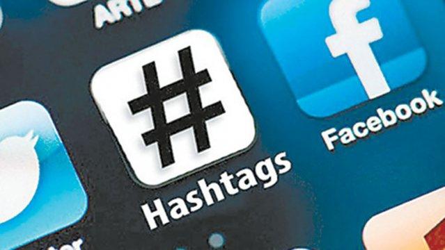 hashtag - Foto di Maria Elena
