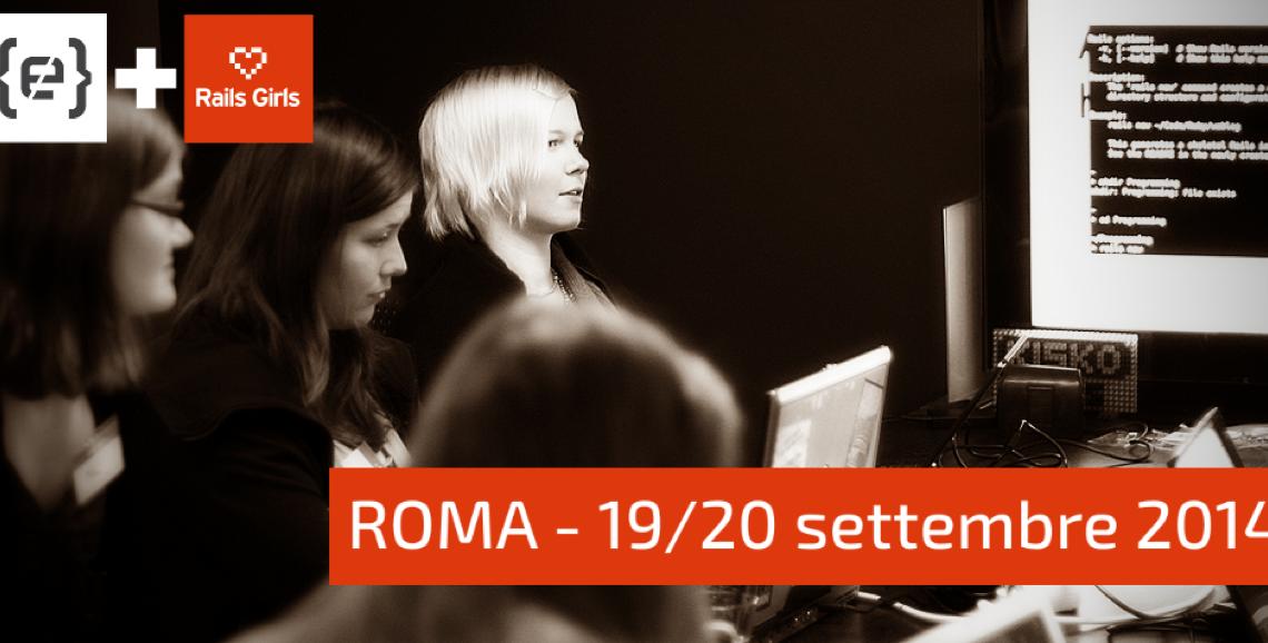 Rails Girl Roma