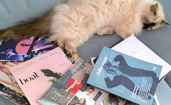 Una selezione di riviste