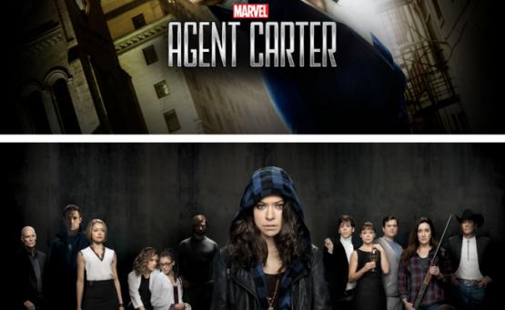 2 serie geek: Agent Carter e Orphan Black