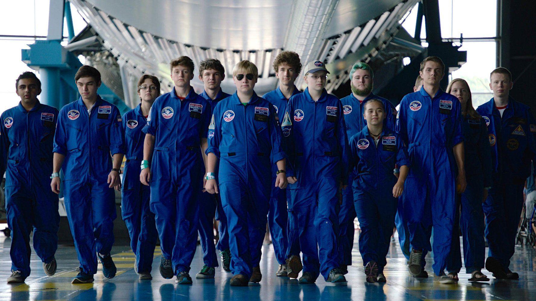 Generazione Marte – Netflix