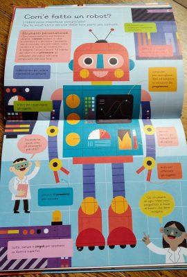 Il mio pianeta – Robot: libro robotica per bambini