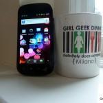 Nexus S vs Mug