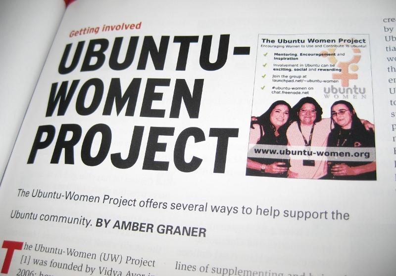 ubuntu women project